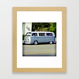 12x12 7 Framed Art Print