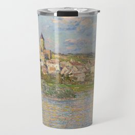 Vetheuil by Claude Monet Travel Mug