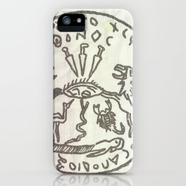 talisman iPhone Case