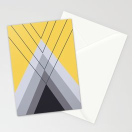 Iglu Primrose Yellow Stationery Cards