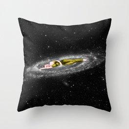 Midnight Sky Throw Pillow