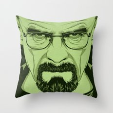W.W. Throw Pillow