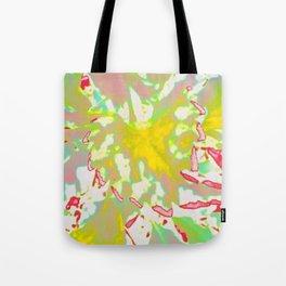 Abstract Nature Tote Bag