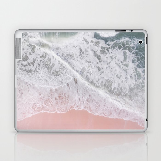 Beaches and Cream Laptop & iPad Skin