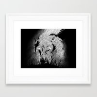 the hound Framed Art Prints featuring Hound by hardy mayes