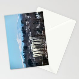 Mt. Washington from Portland (2) Stationery Cards