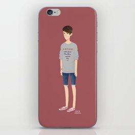 Tegan and Sara: Sara #1 iPhone Skin