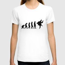 Judo Judoka Taekwondo Ju-Jutsu Karate Kung-Fu Sport Judo  T-shirt