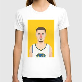 The Artistry of Curry T-shirt
