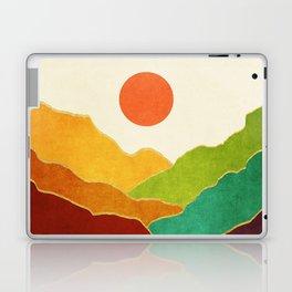 Minimal Landscape 11 Laptop & iPad Skin