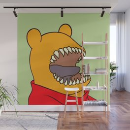 Winnie the Tooth Wall Mural