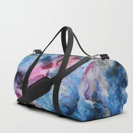 Rage Ink 2- Mixed Media Painti Duffle Bag