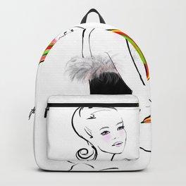 Ribbon Backpack