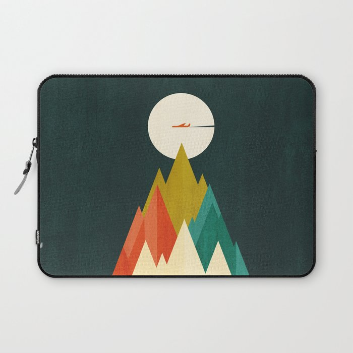 Life is a travel Laptop Sleeve