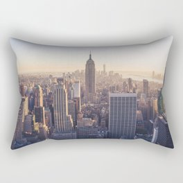 The View Rectangular Pillow