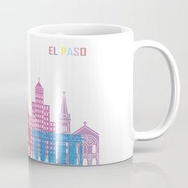 El paso skyline pop Coffee Mug
