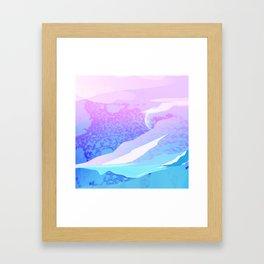 Judging Framed Art Print