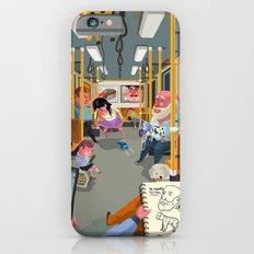 Budapest underground iPhone 6s Slim Case