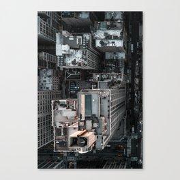 No Drone Canvas Print