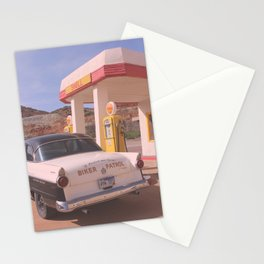 Biker Patrol Vintage Car 2 : Lowell Arizona Stationery Cards