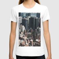 vertigo T-shirts featuring Vertigo by Francois Guerin
