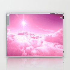 Soft Pink Clouds Laptop & iPad Skin