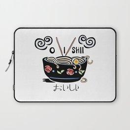 OISHII Noodle Bowl Laptop Sleeve