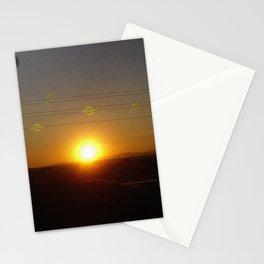 sun music Stationery Cards