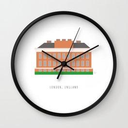Kensington Palace, London, England, UK Wall Clock
