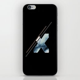 Excess marble iPhone Skin