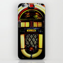 Wurlitzer Jukebox  iPhone Skin