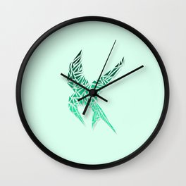 Mockingjay 2 Wall Clock