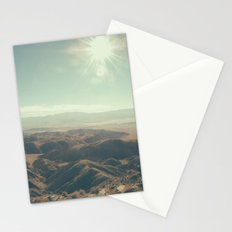 Until we meet again in the unknown Stationery Cards