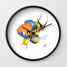 The Wolverine Wall Clock
