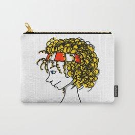 Poppy Popcorn | Veronica Nagorny Carry-All Pouch