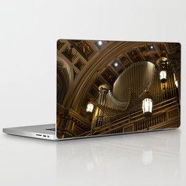 The Organ across the Altar Laptop & iPad Skin