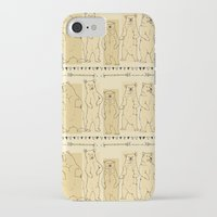 bears iPhone & iPod Cases featuring Bears! by Bird & Bow Studios