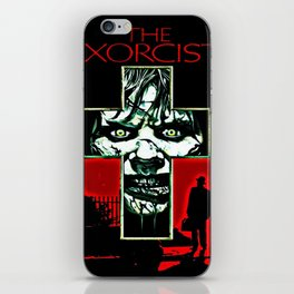 Exorcise Your Demons iPhone Skin