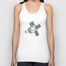 Satellite of Love Unisex Tank Top