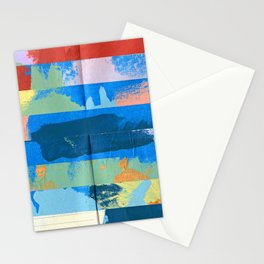 Tape Diary 12 Stationery Cards