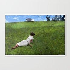 Leia's World Canvas Print
