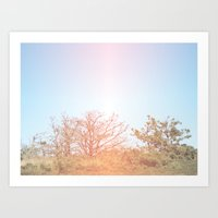 Many of the others Art Print