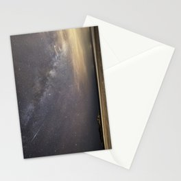Shooting stars and the Milkyway Stationery Cards