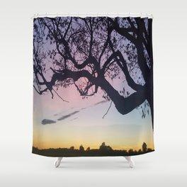 Pastel Sky Shower Curtain