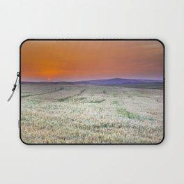 Dream fields Laptop Sleeve
