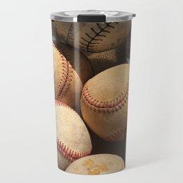 Baseball Obsession Travel Mug