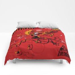 Umlaut-Demon Monkey Lullabies (fake heavy metal album) Comforters