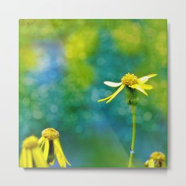 her magesty Metal Print