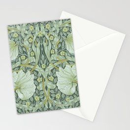 William Morris, Art nouveau pattern, beautiful art work, fabric pattern, belle époque,victorian,flor Stationery Cards