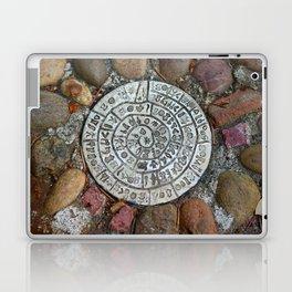 Hall's Hill Labyrinth Laptop & iPad Skin